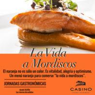 Jornadas gastronómicas 26 octubre