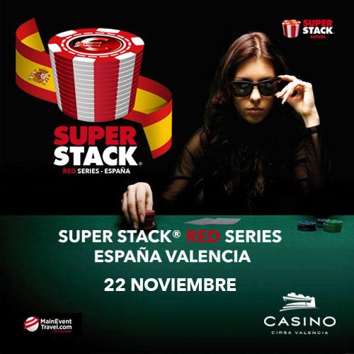 Superstack Red Series – Ed. Nov