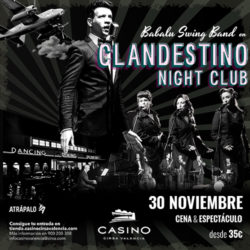 Cena espectáculo: Clandestino Night Club