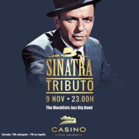 Concierto Tributo a Sinatra 9 noviembre 23h