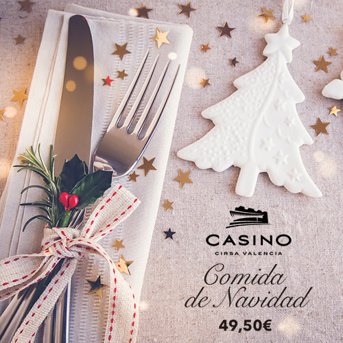 Para esta comida de Navidad, ¡no te quedes en casa!