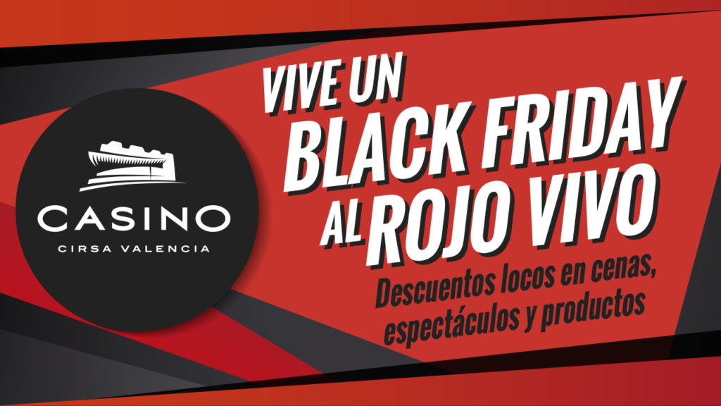 Black Friday en Casino CIRSA