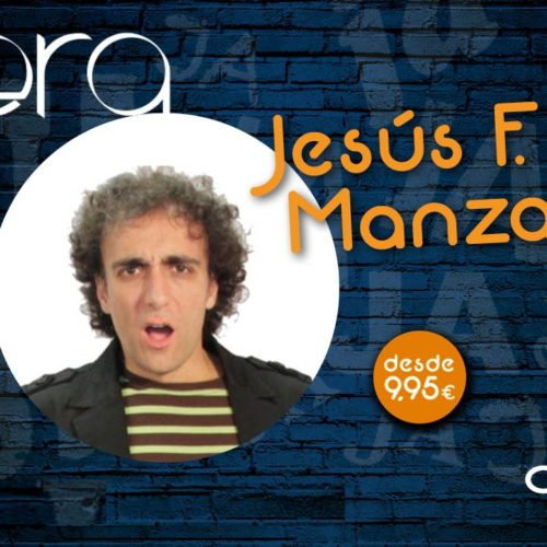 Jesus F. Manzano estuvo en Ópera Valencia