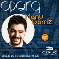 Manu Gorriz 29 de diciembre+cena