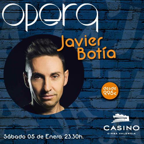 """Javier Botía presenta """"El Mentalista"""" en Ópera Valencia"""