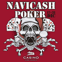 Navicash, vuelve el festival navideño de Poker Cash