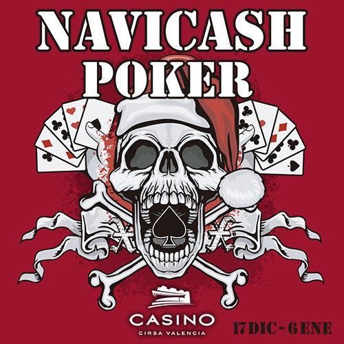 Navicash, regresó el festival navideño de Poker Cash
