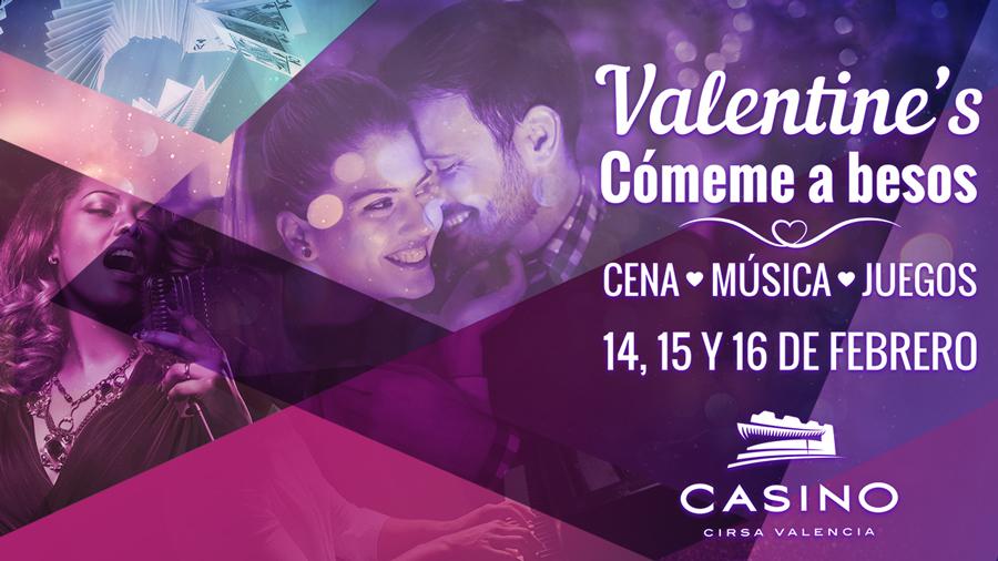San Valentín Cena, Música y Diversión