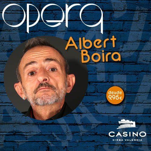 Albert Boira en Ópera Valencia