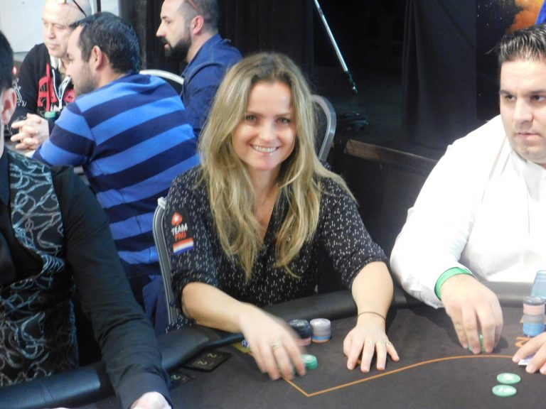 Fatima Moreira Poker