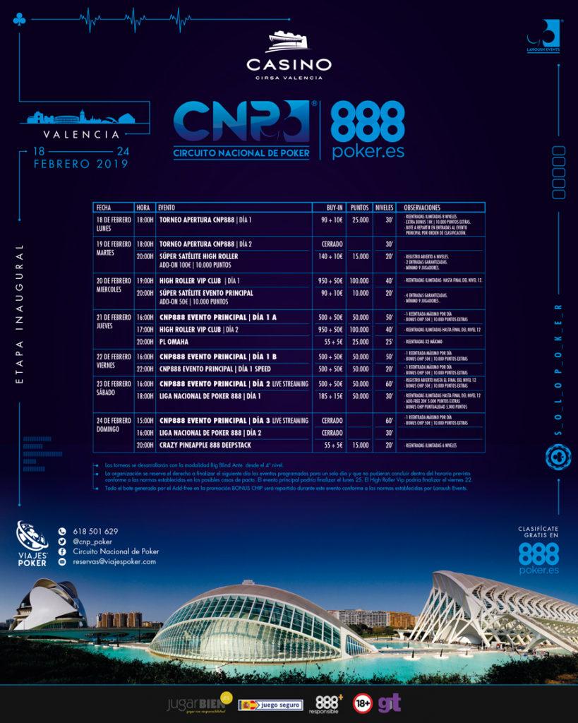 Horario-CNP