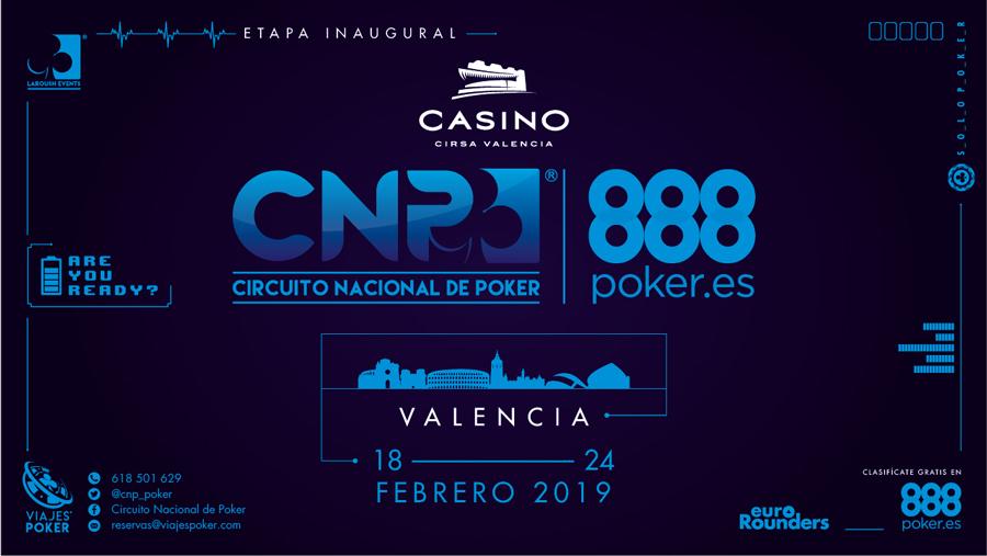 CNP 2019 etapa inaugural