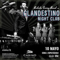 Clandestino Night Club 10 de mayo