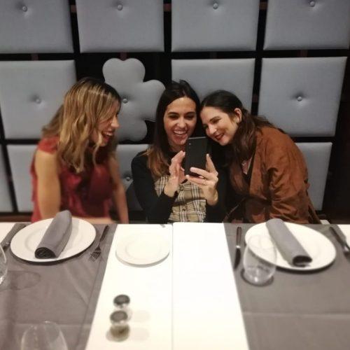 Noche de amigas en el CIRSA