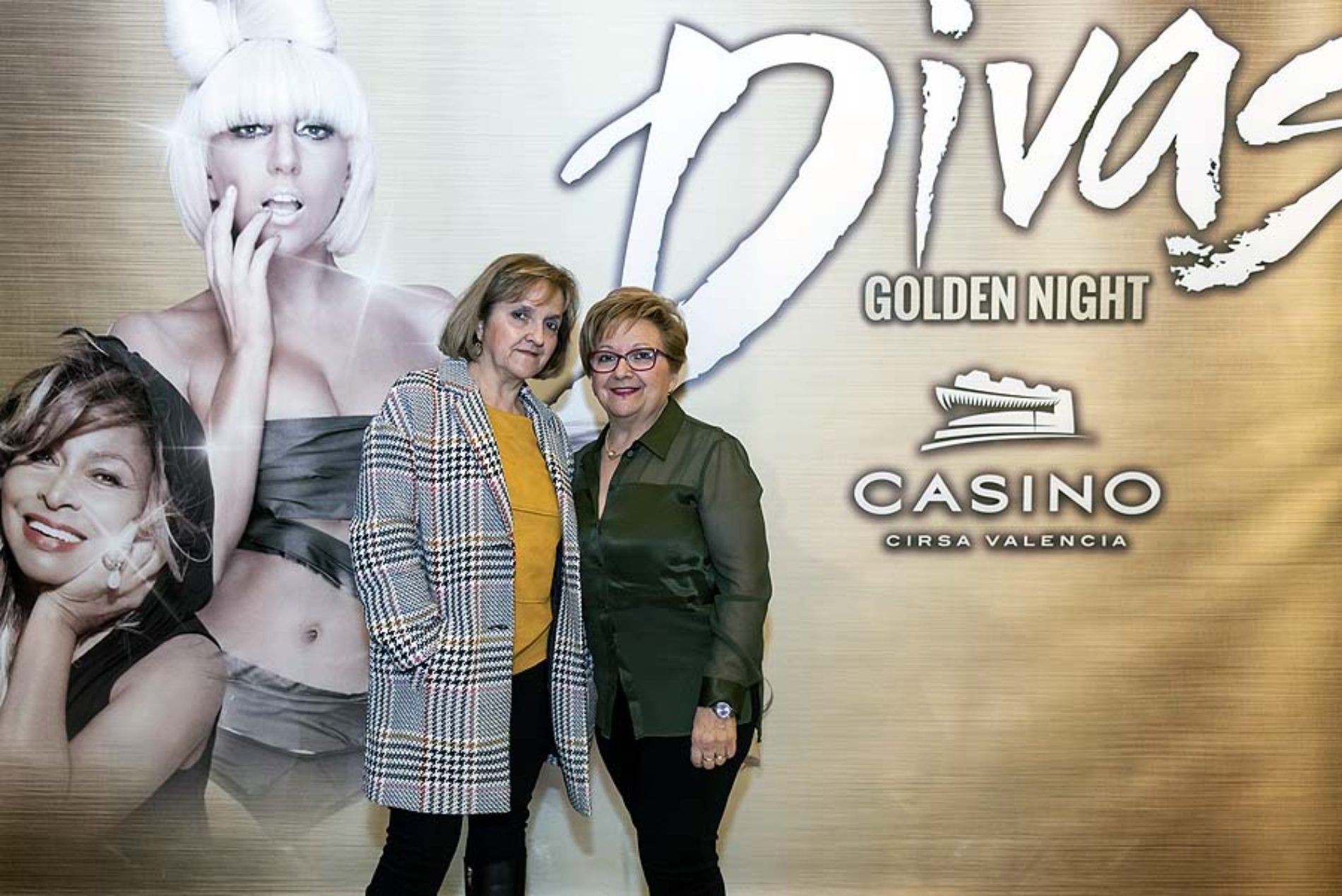 Divas Golden Night – 01/03/2019