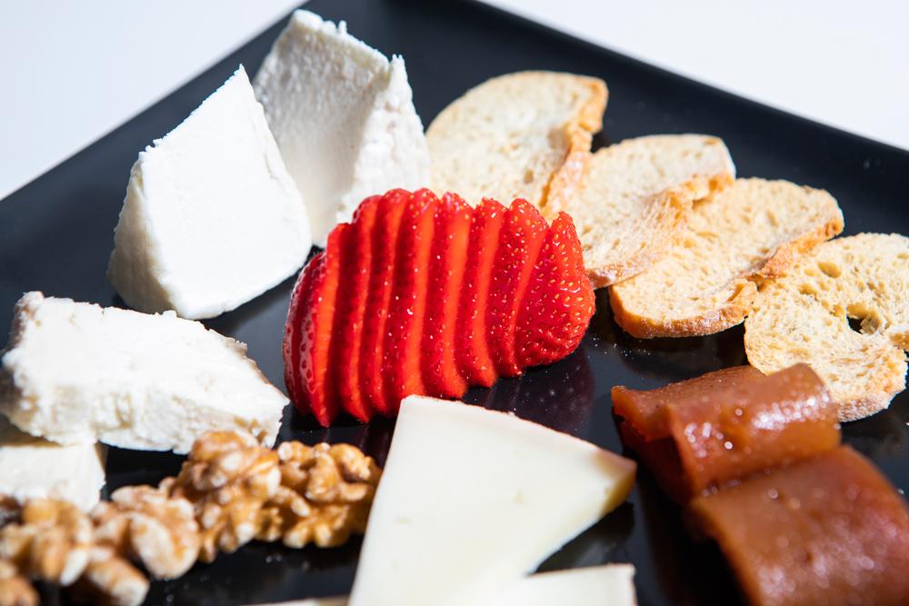 Fotos del Menú quesos