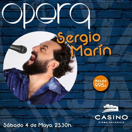 Sergio Marín vuelve a Ópera Valencia