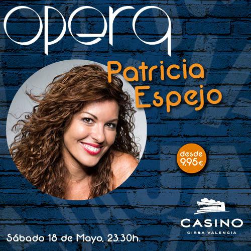 Patricia Espejo Vuelve a Ópera Valencia