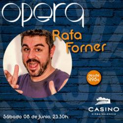 Rafa Forner vuelve a Ópera Valencia