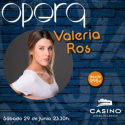 Valeria Ros en Ópera Valencia