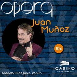 Juan Muñoz en Ópera Valencia