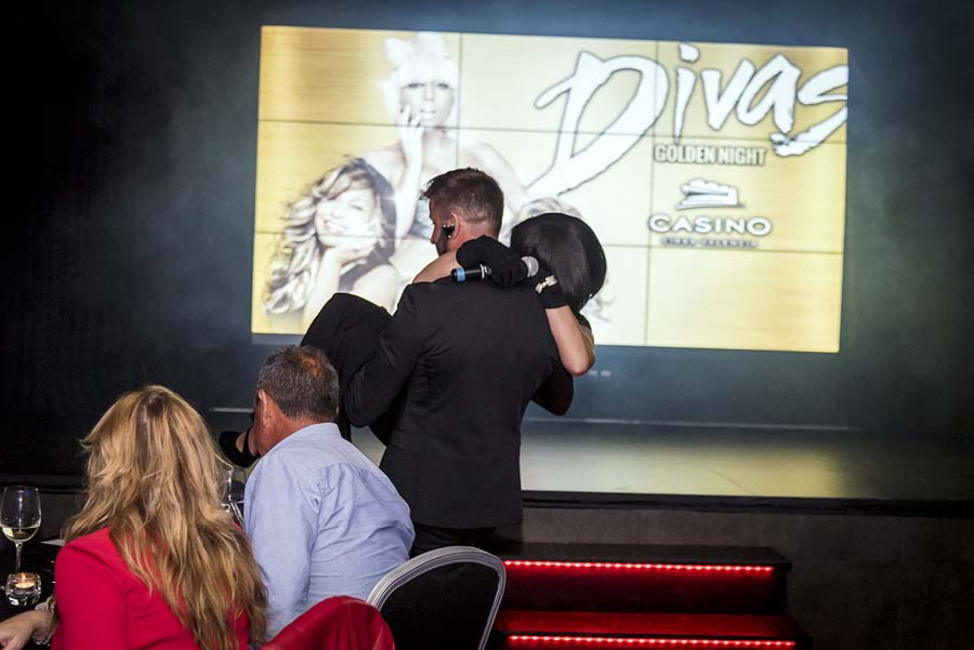 Divas Golden Night – 17 mayo