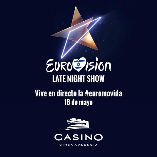 ¡Vive la gala de Eurovisión con nuestra particular EUROMOVIDA!