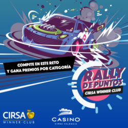 ¡Rally entre miembros del CIRSA WINNER CLUB!