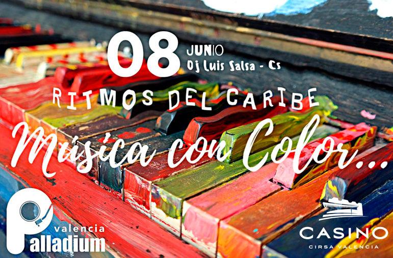 Fiesta Palladium en Casino CIRSA