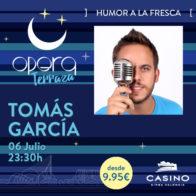 Monólogo Tomás García 6 Julio