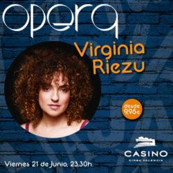 Virginia Riezu en Ópera Valencia
