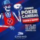 Poker Canibal, un torneo de lo más nutritivo
