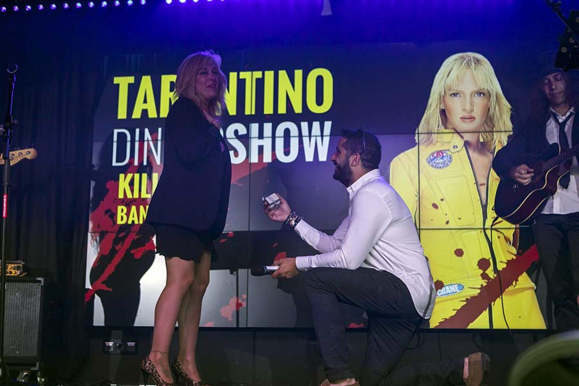 Tarantino Dinner Show 210619