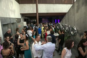 fotos de la inauguracion opera terraza