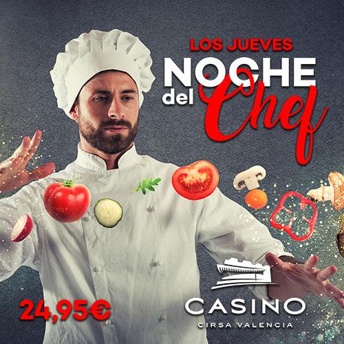 Los jueves la noche del chef