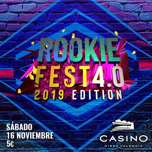 Concurso de directos de hip hop – RookieFest4.0