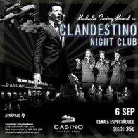 Clandestino Night Club – 06 septiembre
