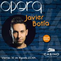 Monólogo + cena Javier Botia Viernes 30 agosto