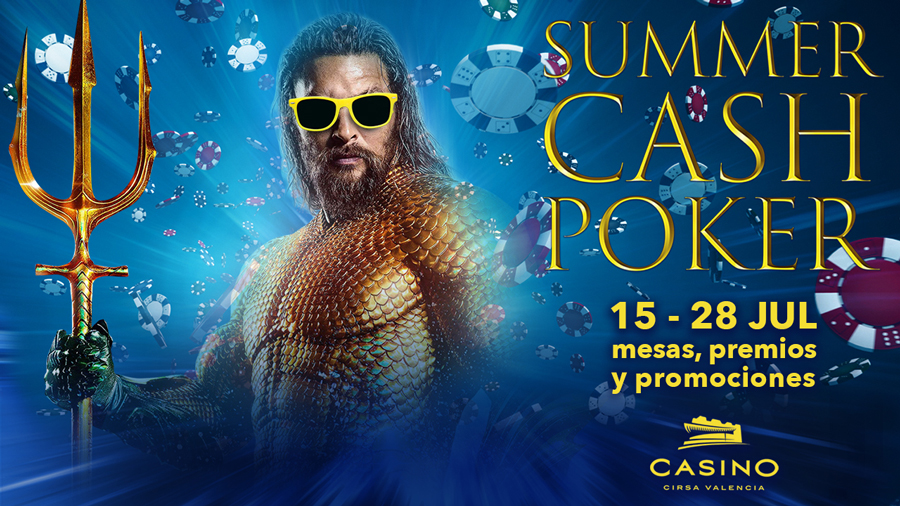 summercash festival de poker cash