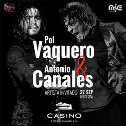 """Pol Vaquero y Antonio Canales en """"Reencuentro"""""""