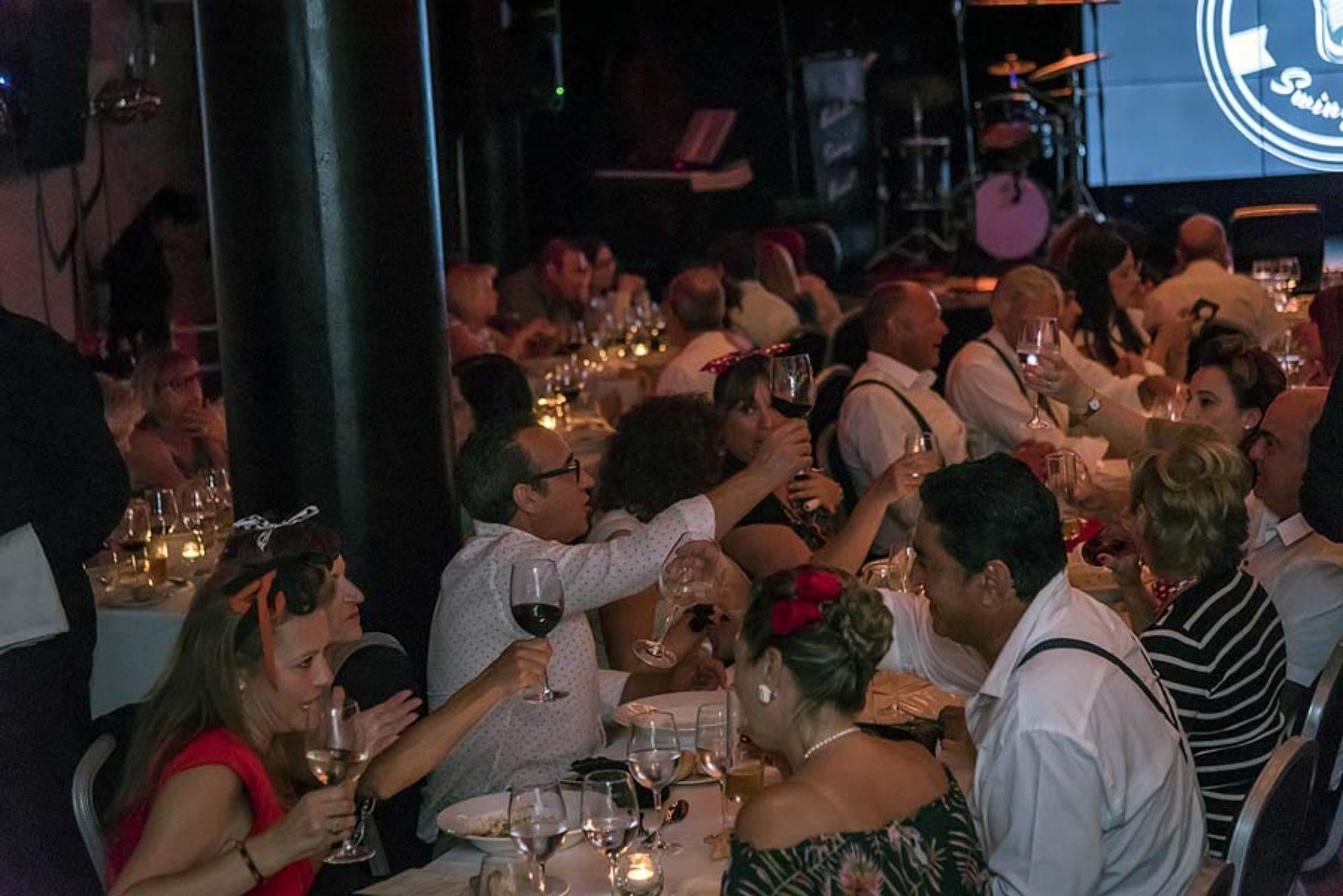Clandestino Night Club 06 sep