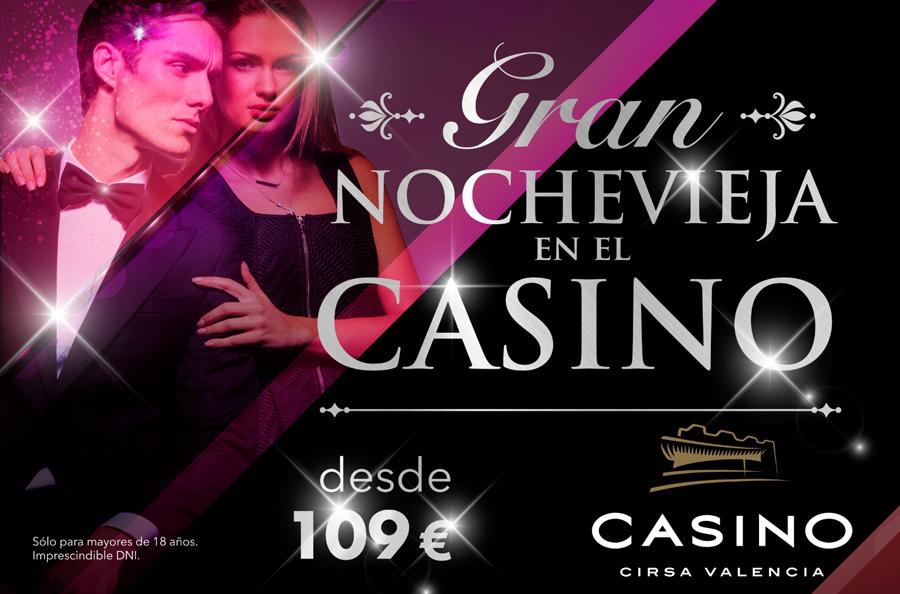 La nochevieja del casino