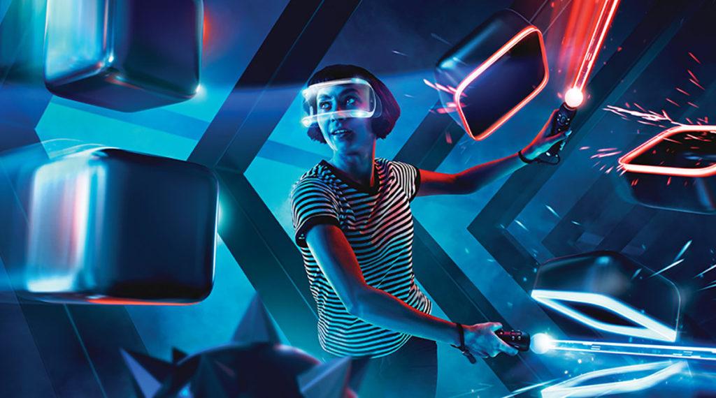 Realidad-virtual-Beat-Saber