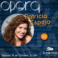 Monólogo + cena Patricia Espejo 19 octubre