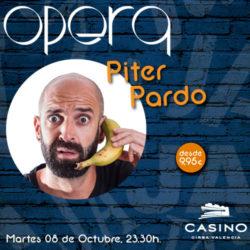 "Piter Pardo ""el showman multiusos"""