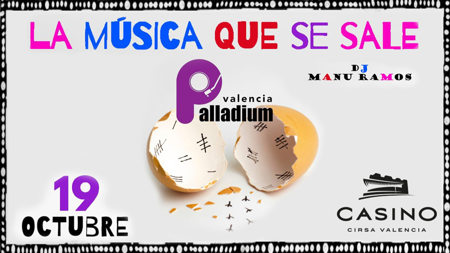 Fiesta Palladium baile social