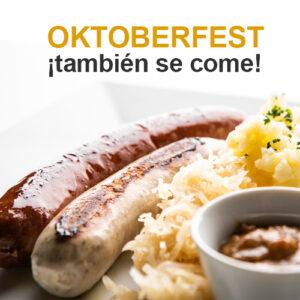 Oktoberfest comida