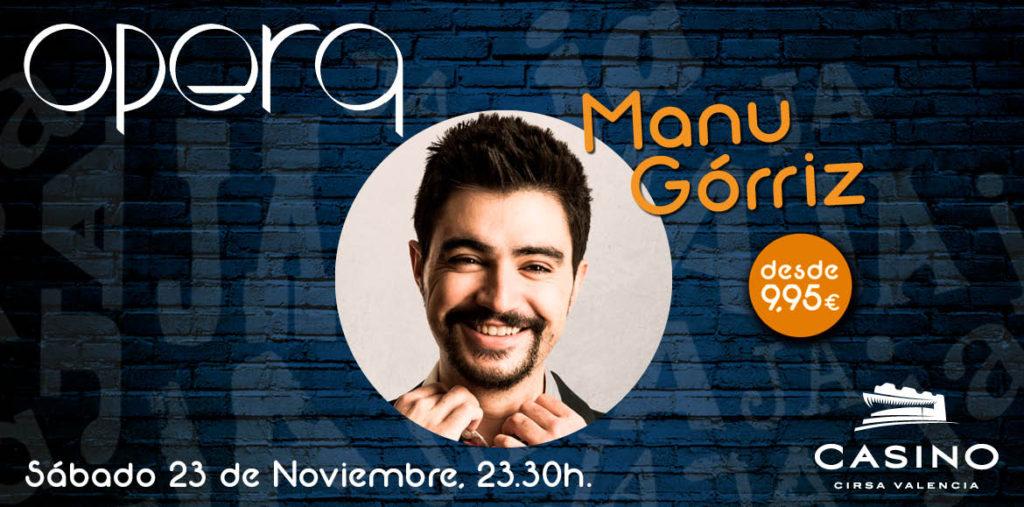 Manu Gorriz