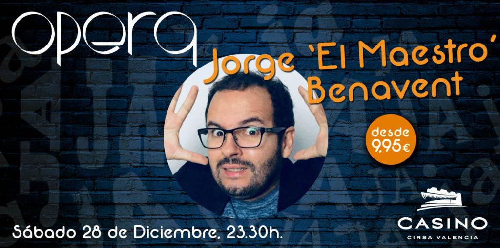 Jorge El Maestro Benavent