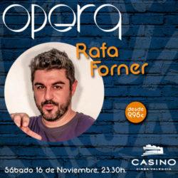 """Rafa Forner """"Humor Made in Valencia"""""""